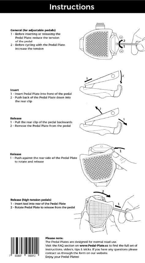 FAQ | Pedal Plate